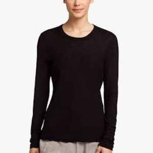 NWT James Perse crew neck Long sleeved